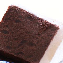 シフォンケーキ〈ショコラ〉