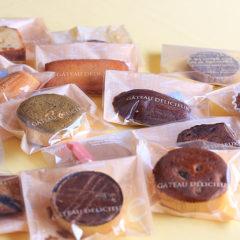 焼き菓子各種