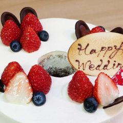 シフォン・ショコラ|バースデーケーキ