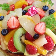 タルト・フリュイ|バースデーケーキ