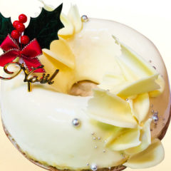 【クリスマスケーキ】フロマージュ・ブラン